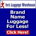 Irv's Luggage discount codes