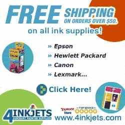 Printer Ink Cartridges Coupons - Inkjet Refills